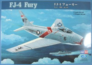 Kit preview: HobbyBoss 1/48 FJ-4 Fury
