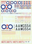 Aeroclub Shackleton MR II Decal Sheet